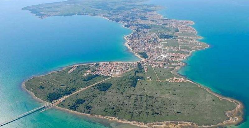 Ostrov Vir, Chorvátsko